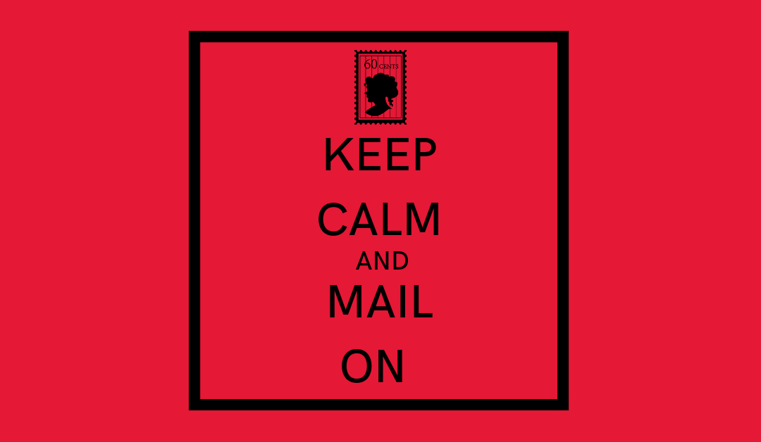 Keep Calm and Mail On - featured image